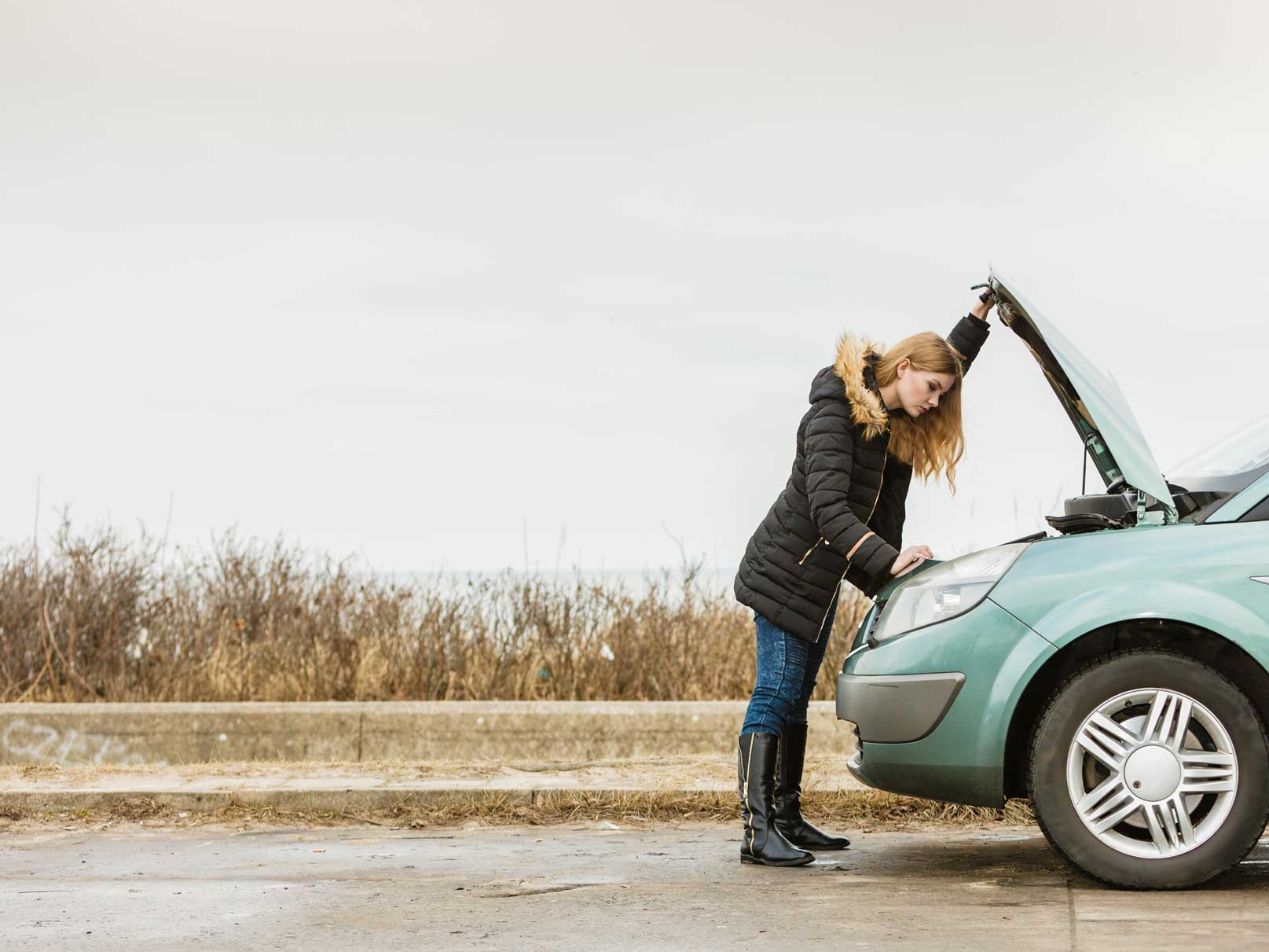 Learn about our roadside assistance breakdown and cover policy