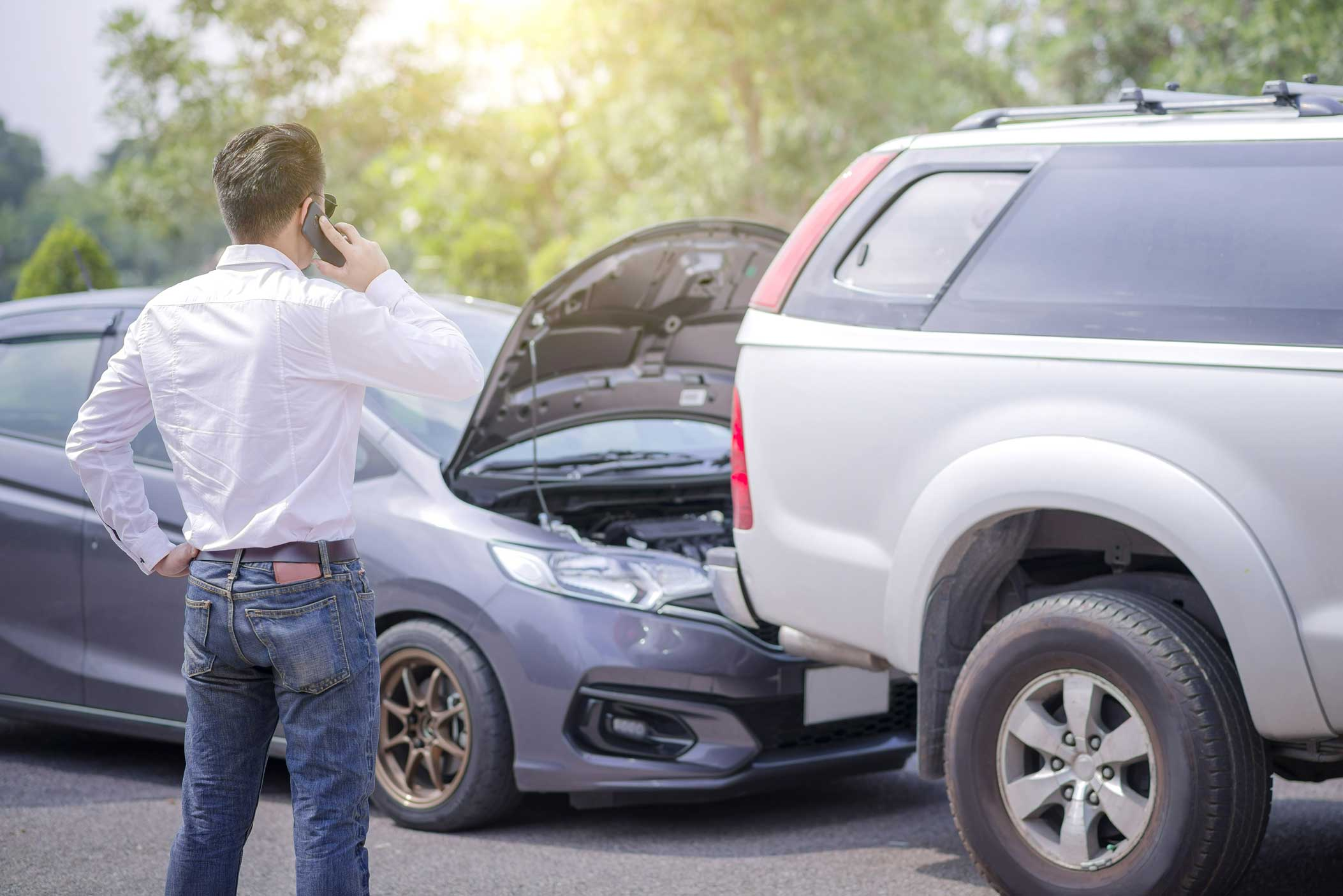 What to do in the event of a car accident for your car insurance